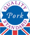 Our food complies with the Quality Pork Standard.